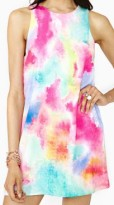 Nasty Gal Color Clash Dress