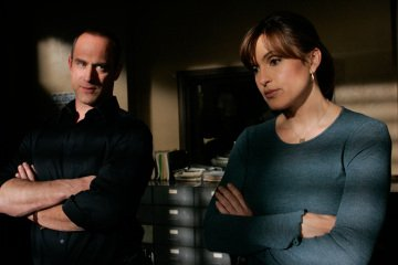 Stabler and Benson... best partners ever