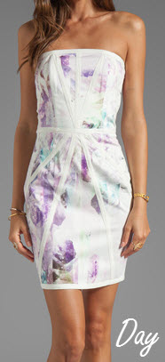 Talulah Cluster Stone dress