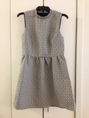 Brocade Heaven dress