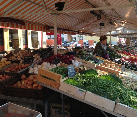 Daily Cours Saleya market in Nice