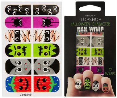 Topshop Halloween Nail Wraps