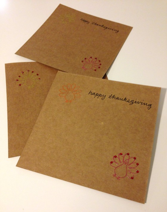 Thanksgiving Cards 5